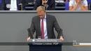 Tumulte bei der Rede von Christian Lindner (FDP): Hofreiter bekommt Ansage von Lindner (12.09.2018)