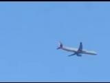 Airbus A321-231отказ двигателя
