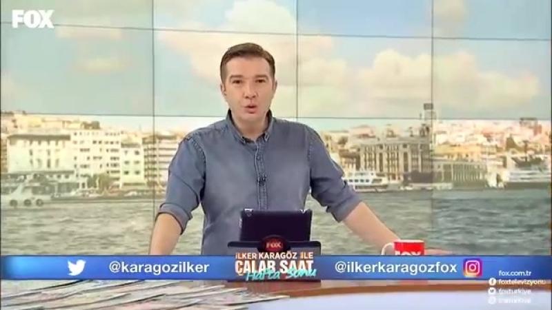 6 Mayıs 2018 İlker Karagöz ile Çalar Saat Hafta Sonu 05