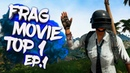 PUBG: Frag Movie - JG Top 1
