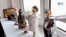 22.01.2017 Fefel убирает в клинике Время красоты
