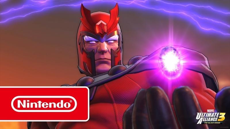 NS - Marvel Ultimate Alliance 3 The Black Order