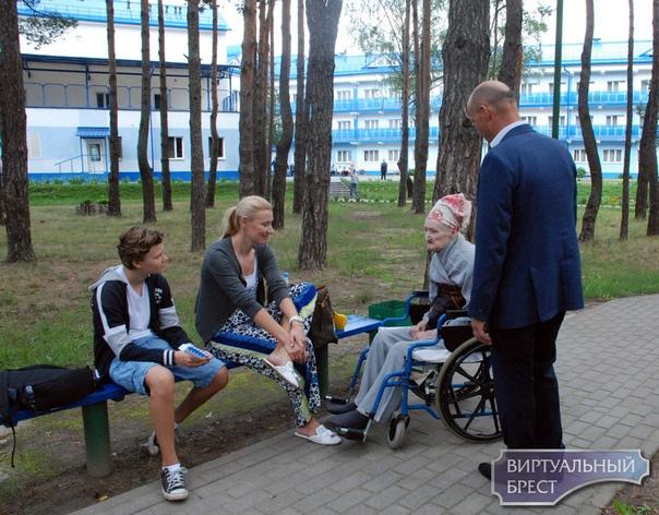 Адаптация в доме-интернате для инвалидов и престарелых пансионаты престарелых новосибирск
