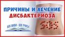 Дисбактериоз Газы Вздутия Прыщи Запах Здоровый Кишечник и Родная ЕДА