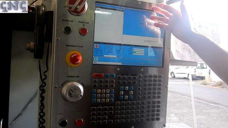 Обзор станка ЧПУCNC HAAS VF2-VF3.