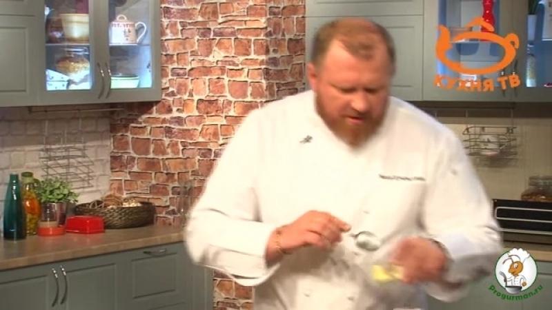 Шеф Константин Ивлев готовит лосось в сувид (sousvide salmon) полная версия