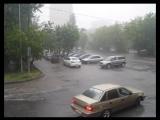 Льют проливные дожди ...