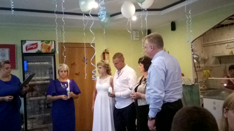 Ох, уж эта свадьба 💒