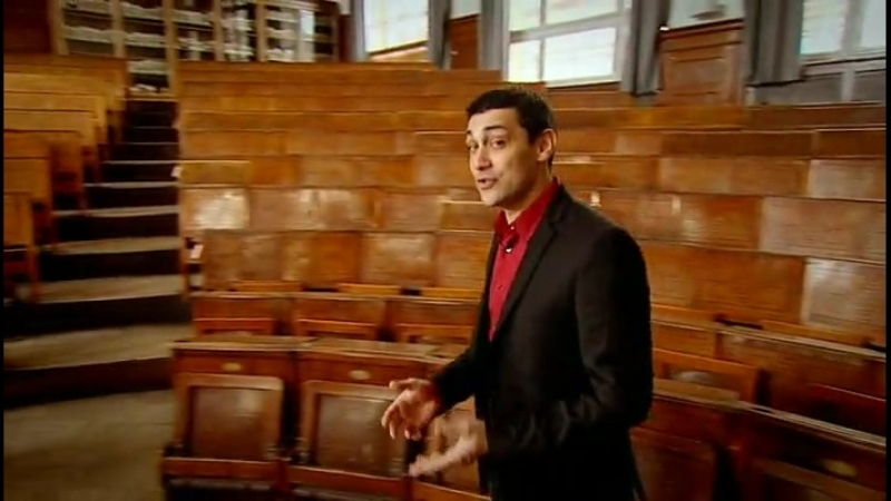 BBC Клетка Из чего состоит жизнь 1 Невидимое царство 2009