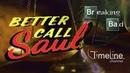 Better call Saul Breaking Bad Timeline