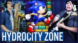 Sonic Mania Hydrocity Zone Act 1 Jazz Arrangement insaneintherainmusic (feat. Jonny Atma)