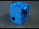 Как сделать диспенсер из ЛЕГО - 3 (Самоделки из Лего - Lego)