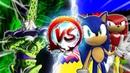 Cell Vs Sonic Knuckles CellGames TeamFourStar