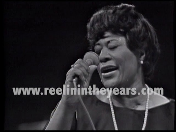 Ella Fitzgerald- How High The MoonEpic scat LIVE 1966 [RITY Archives]