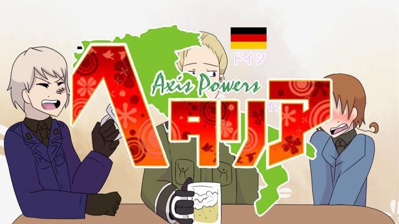 Hetalia Axis Powers (Fan) Opening