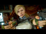 Mortal Kombat 11 Cassie Cage Story