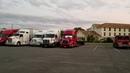 Дальнобой США Новая работа и новая машина у студента Руслана 2019 Freightliner Cascadia