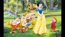 Мультфильм БЕЛОСНЕЖКА. Глава 1. Disney. Принцессы. Зачарованный мир.