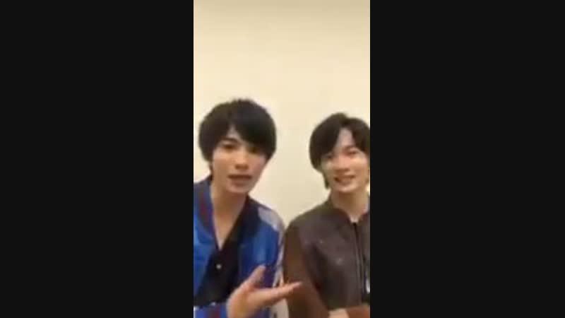 Kamiki Ryunosuke Shison Jun stream