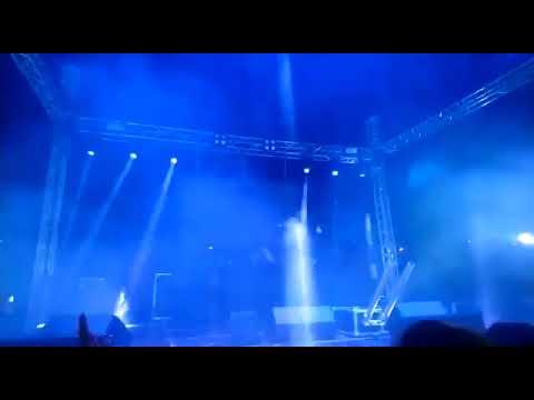 """Agoney canta Quizás en el Festival """"Coliseum"""" de Castalla, Alicante 12-10-18"""
