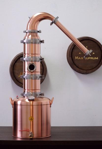 Max cuprum медные самогонные аппараты устройство самогонного аппарата колонного типа