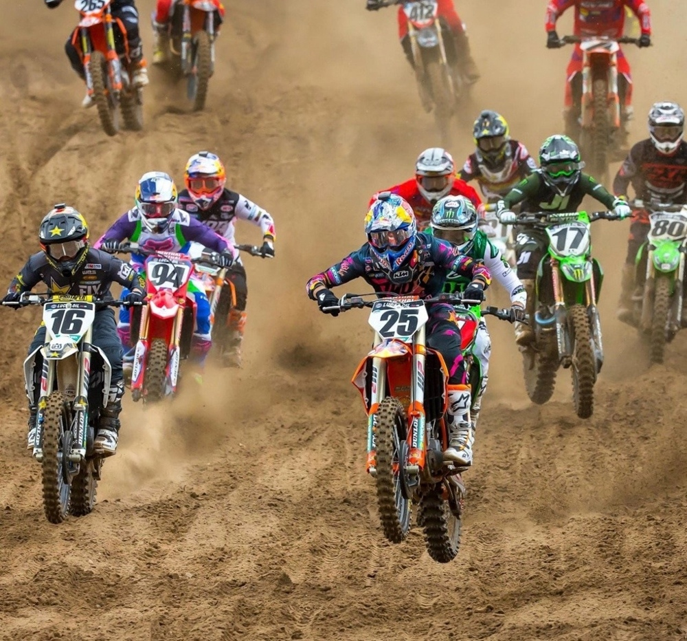 AMA Motocross 2019, этап 6 - Southwick Motocross National 2019 (результаты, фото, видео)