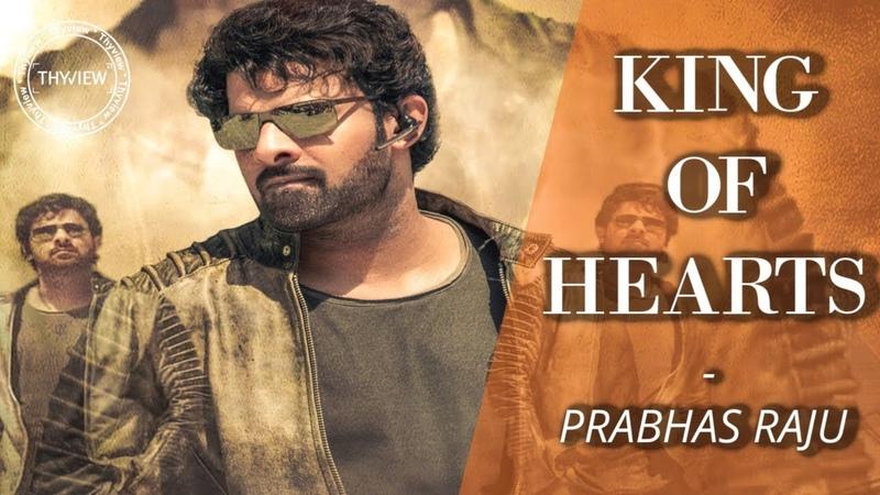 PRABHAS - KING OF HEARTS | Life Journey | Happy Birthday REBEL STAR | Saaho | Baahubali | THYVIEW