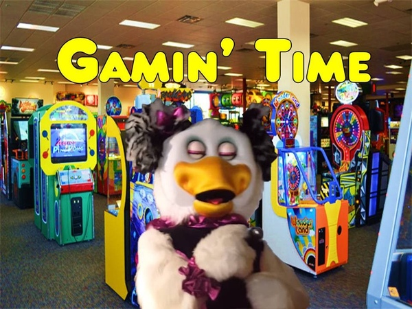 Gamin' Time - Chuck E. Cheese's Knoxville, TN