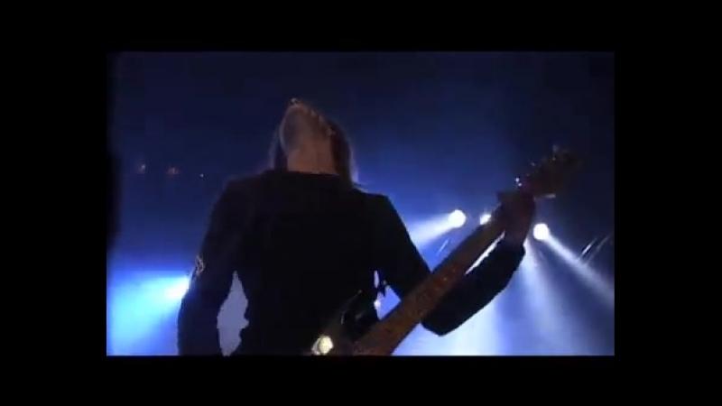 Anorexia Nervosa- Shining (live)