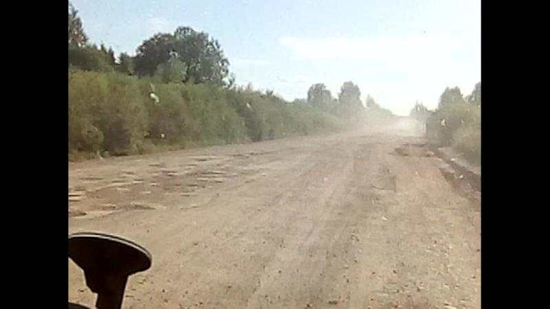 Дороги в Новгородской области