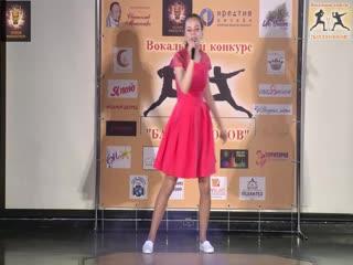 Анна Попович с песней