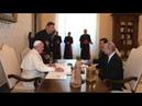 Зачем Папа Римский позвал кремлевских