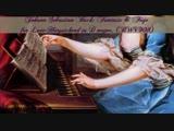 Johann Sebastian Bach_ Fantasie Fuge for Lute-Harpsichord in D major, (BWV 908)