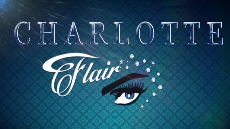 Charlotte Flair - Recognition - Heel Custom Titatron Entrance