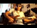 Уроки игры на электрогитаре №2 Dolgin School
