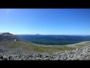 Обзор с Белого Камня северная вершина