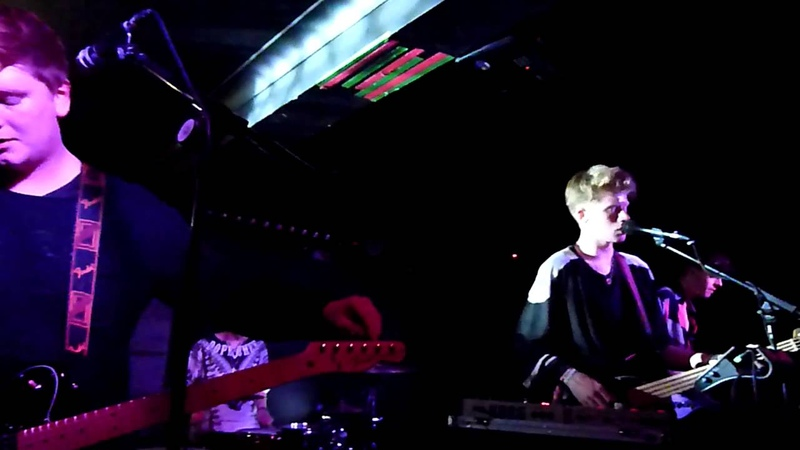 High Tyde - Up All Night - Seebright Arms - 11 - 06 - 2015