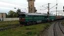 Тепловоз 2ТЕ116-1276 ГОНЯЕТ ГОЛУБЕЙ по станции Жмеринка