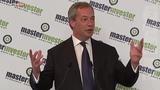 Nigel Farage Rapping