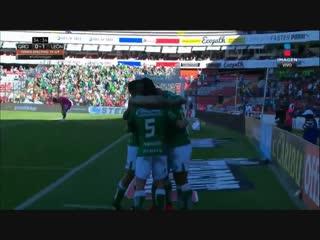Queretaro Vs Leon Resumen Y Goles Highlights All Goals 2019