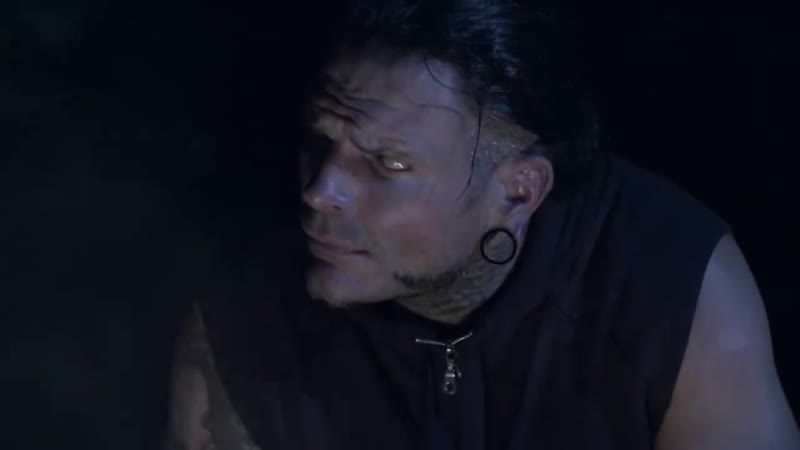 The Hardy Boyz share creepy stories around the campfire at the Hardy Compound (W