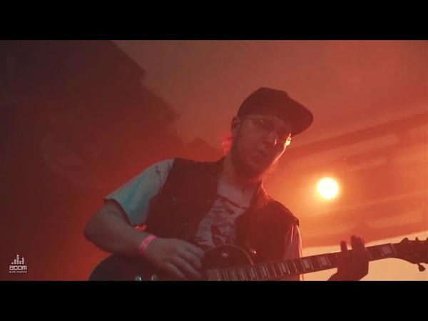 Gunships to Colorado - Be Redneck (live Club Brugge 23/09/2018)