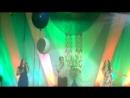 Саша Сенюта(16 л) , Алеся Крейдич(16 л) и Оля Гвоздовская(14 л) - Льётся музыка