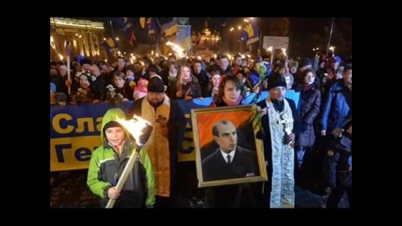 Ukrainiec NIE jest moim bratem ANTY OUN UPA BANDERA