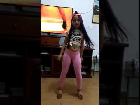 Mc bionica dançando 2