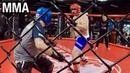 Соревнования по ММА глазами болельщика KOT MMA
