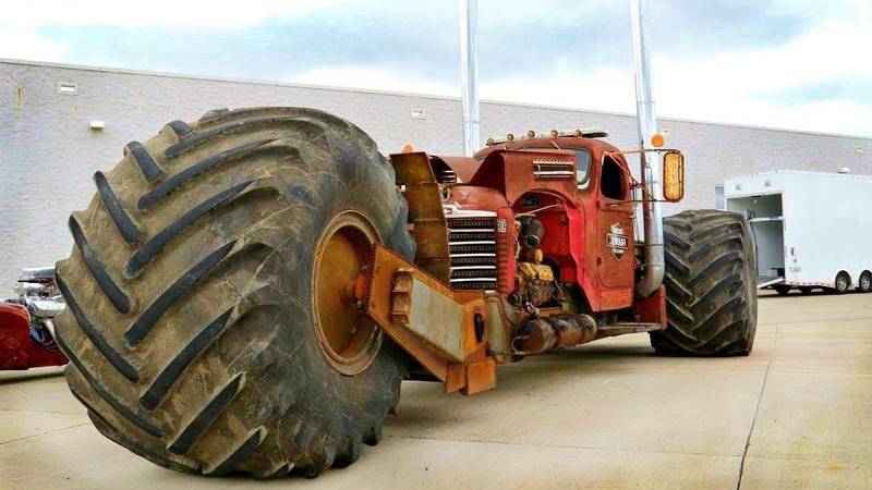 Mad Max Cars Trucks - Craziest Rat Rods