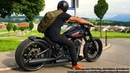 Harley-Davidson FXSB Breakout Custom
