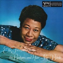 Ella Fitzgerald альбом Ella Fitzgerald Sings The Rodgers And Hart Song Book