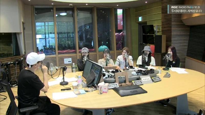 180823 Red Velvet @ MBC FM4U Ji Suk Jin's 2PM Date Radio